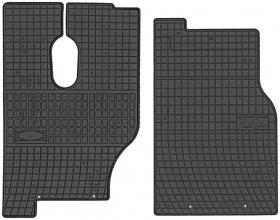 Комплект Висококачествени Гумени Стелки за Мерцедес Актрос Mercedes Actros 1996-2003