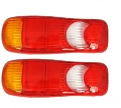 Комплект от 2 броя Ленсове / Стъкла За Стопове на камион, бус Renault, Peugeot, Fiat Daf