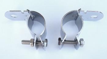 Метални скоби за закрепване на универсални халогени