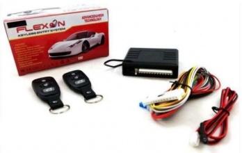 Универсален модул централно закл./откл. за автомобил с 2 дистанционни