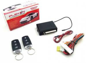 Универсален модул централно закл./откл. за автомобил с 2 дистанционни -
