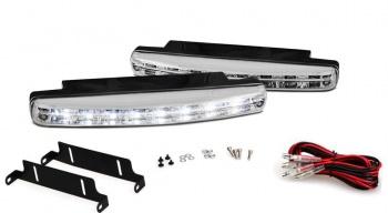 Комплект LED Дневни светлини DRL