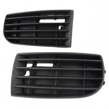 Комплект OEM решетки за предна броня на Volkswagen Golf 5 2003-2009 без отвор за халогени - лява и дясна