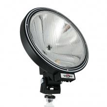 23см - халогенен фар / светлини за мъгла - насочена светлина - релефно стъкло - 12/24V