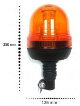 LED ЛЕД Аварийна/сигнална лампиа Маяк буркан 12/24V