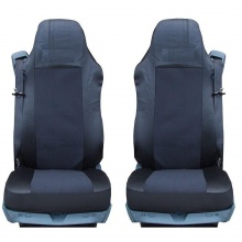 Калъф/тапицерия за седалки за VOLVO FL,FE,FM16,FH16,FH12, Черни