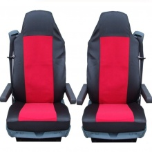 Калъф/Тапицерия Flexzon за седалки на SCANIA R 620, 580, 560, 440, 500, 480, Червени