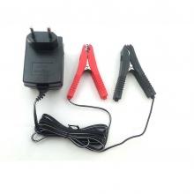 Зарядно за акумулатор 12V 500mA универсално, Европейска версия
