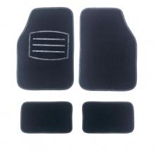 Комплект автомобилни стелки Мокет 4 Части Универсални