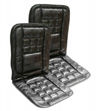 Комплект 2 Броя Ортопедични Масажиращи Авто Седалки От Естествена Кожа