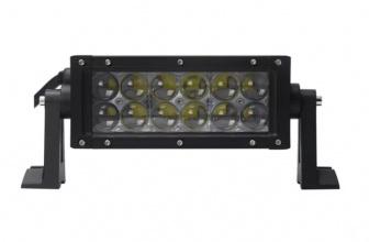 18.5 См 36W Мощен 4D 4Д Led Bar Лед Диоден Бар Прожектор 12V 24V 2520 Лумена