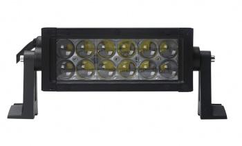 27 См 36W Мощен 4D 4Д Епистар Led Bar Лед Диоден Бар Прожектор 12V 24V 2160 Лумена