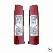 Комплект Стопове Стоп За Fiat Ducato Peugeot Boxer Citroen Jumper 2006+ 136645408 ,136645508