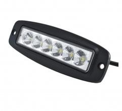 18W LED ЛЕД Диоден Фар Лампа Прожектор Задна Светлина За Вграждане Дневни Светлини