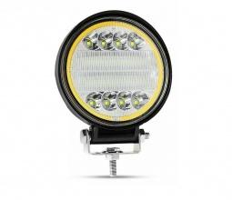 Мощна 72W LED ЛЕД Диоден Фар Работна Лампа Прожектор Задна Светлина 3000 Лумена 12V 24V