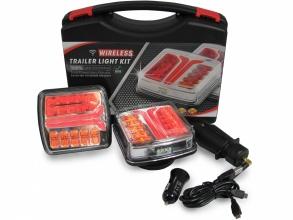 Безжични Wireless С Магнит 12V 24V Лед Led Стопове за Ремарке Каравана