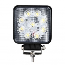 8 LED 24W Халоген Водоустойчива Светлина Работна Лампа 10-30V за Ролбар АТВ, Джип