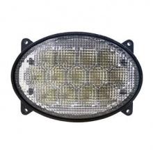 ЛЕД Диоден Халоген LED Лампа 5525lm 165mm 65W PRO Трактор, Комбайн