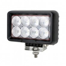154mm 40W ЛЕД Универсален Диоден Халоген PRO LED Лампа 3400lm Трактор