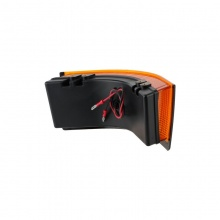 Комплект L+R 48W мощна оранжева светлина за Селскостопански машини, трактор John Deere