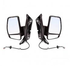 Комплект Ляво и Дясно Странично Огледало За Форд Транзит Ford Transit 2012+