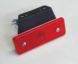 Червен LED габарит, маркер 24V
