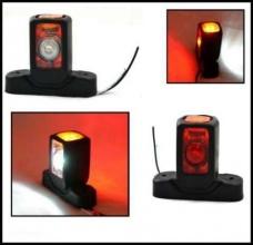 2бр LED габарити светлини за камион, ремарке 24V