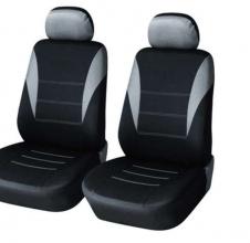 Универсална сива тапицерия (калъфи) 1+1 за предни седалки