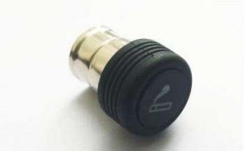 Универсална запалка за автомобил 12V