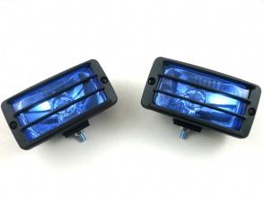 Комплект сини универсални халогени 12V