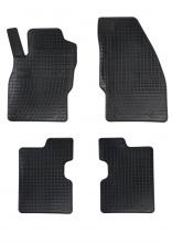Комплект качествени гумени стелки за Опел Корса Opel Corsa E 201