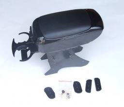 Универсален подлакътник ARM с поставки за чаша, универсален, черен