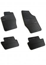 Комплект висококачествени гумени стелки за Пежо Peugeot 307, 308