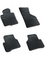 Комплект качествени гумени стелки за VW Passat Пасат B6 B7 CC