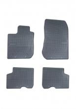 Комплект качествени гумени стелки за Дачия Логан Dacia Logan II 2014+