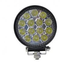 14 LED Халогени 42W Водоустойчиви Светлини Работни Лампи 10-30V за Ролбар АТВ, Джип