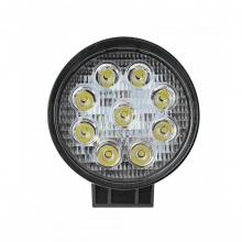 Работна лампа Flexzon 9 LED 27 W, Халоген, 10-30V за ролбар АТВ, Джип