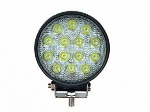 14 LED 42W Халогени Водоустойчиви Светлини Работни Лампи 10-30V за Ролбар АТВ, Джип