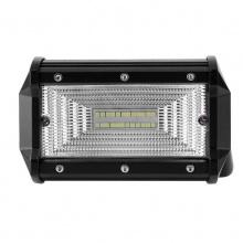 72W Led Bar Лед Бар Диоден Фар Прожектор Халоген 12-24V Flood Light Разпръсната Светлина