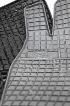 Качествени гумени стелки за Нисан Кашкай Nissan Qashgai 07-13