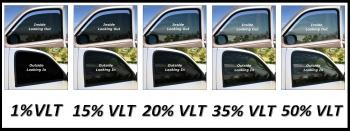 76 СМ X 6 Метра 20% Тъмно Черно Авто Фолио за затъмняване на стъкла, прозорци