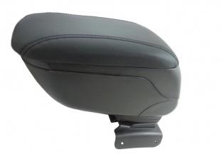 Лукс черен подлакътник специално за автомобил Ситроен Citroen C4 2005+