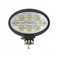 14cm 40W ЛЕД Диоден Халоген CREE LED Лампа 3400lm PRO Трактор, Комбайн
