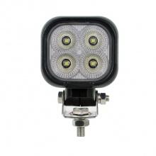 78мм 40W ЛЕД Диоден Халоген OSRAM LED Лампа 3400lm PRO Трактор Комбайн