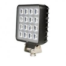 16W 1380lm LED ЛЕД Диоден Фар Работна Лампа Прожектор Задна Светлина