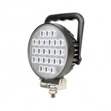 24W 2040lm LED ЛЕД Диоден Фар Работна Лампа Прожектор С Дръжка и Ключ