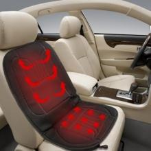 Подгряваща постелка/тапицерия за седалка на автомобил, бус, джип 12V