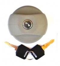Капачка за резервоар с ключ за Oпел Opel
