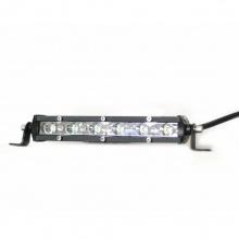18,5 См Мощен LED бар Flexzon с насочена Spot светлина 18W 6 LED 12V 24V АТВ, Джип, 4х4, Offroad, Камион