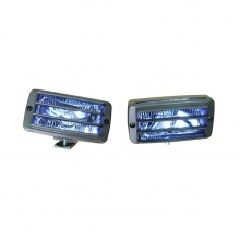 Универсални халогени светлини / фар лампи - 12V, сини